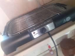 Churrasqueira elétrica usada