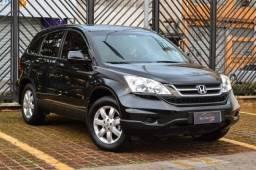 Honda CR-V LX Aut. - Bancos em couro - Impecável - 2010