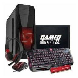 Pc Completo Gamer A4 6300 3.9ghz, 8gb, Frete Gratis! Nfe R$2.199