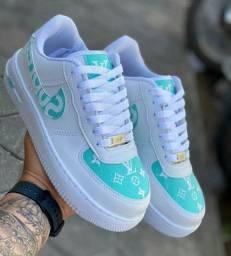 Nike Air force Lançamento