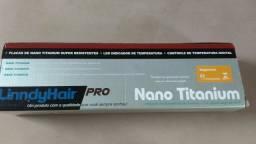 Prancha Nano Titanium Linndy Hair pro
