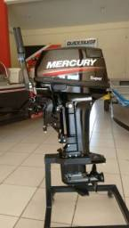MOTOR DE POPA MERCURY 15 novo 0 km