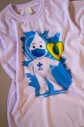 Camisa personalizada - Zé gotinha saúde