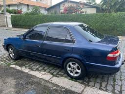 Corolla xei azul ano 2000 completo câmbio manual,doc.ok valor RS 12 .500 filé  .