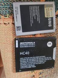 Baterias Motorola e Samsung