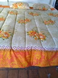 Kits edredom com dois travesseiros $120