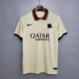 20 / 21 Camisa Roma Away S-2 XXL Camiseta de Futebol