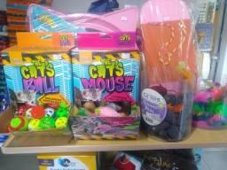 Brinquedos para gatos!