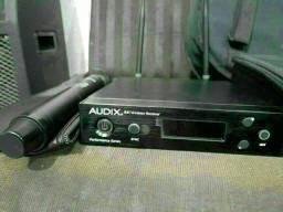 Microfone sem fio audix digital completo profissional