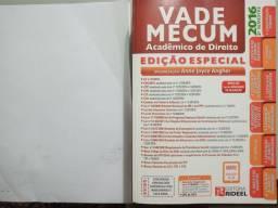 Vade Mecum Acadêmico de Direito 2016