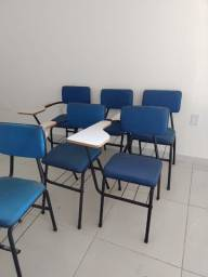 cadeira escolar com braço