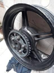 roda de cb 300