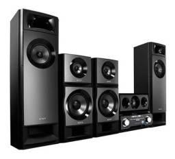 Home Theater Receiver System 3d Sony 5.2 Muteki 1200w