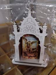 Imagens religiosas de resina