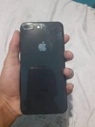 Troco iPhone 8 Plus em moto 125(adiante)