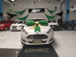 Ford New Fiesta Titanium Plus 1.0 Turbo Ecoboost Automático 2017