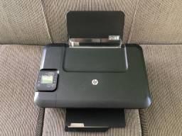 Impressora multifuncional HP Deskjet Wi-Fi USB