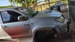 Toyota Hulix SW4 2007 A 2012 Garantia Bom