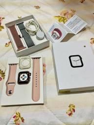 Smartwatch Iwo 12 Series 5 (idêntico ao Applewatch)
