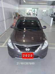 Nissan Versa S 1.6 2020