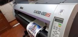 Impressora Eco Solvente Mimaki CJV130 130BS
