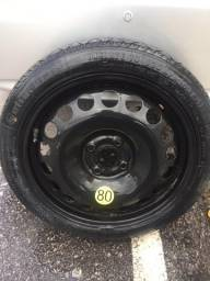 vendo Estepe pneu com aro(spin,onix)