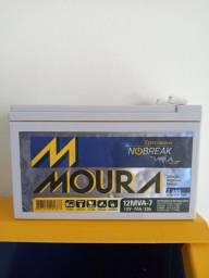 BATERIA MOURA NOBREAK 12v 7 amperes