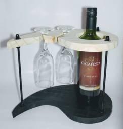 Suporte para garrafas, suporte de vinhos