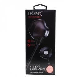 Fone de Ouvido com Microfone LE-0214