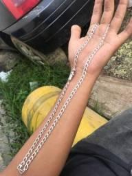 Corda de prata pra vender