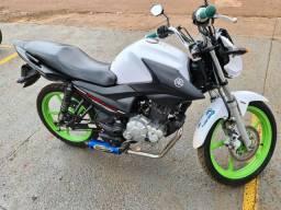Moto Yamaha YBR150 Factor ED 2018