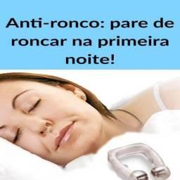 Clipe Anti Ronco e Apneia ( 30 dias de garantia)