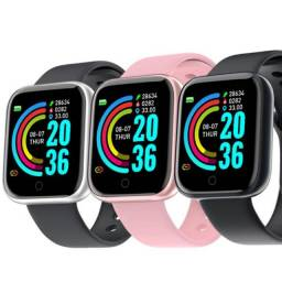 Smartwatch Smart Watch Com Tela Colorida D20