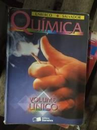 Quimica - Volume Unico - Usbercp e Salvador