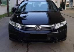 Novo Honda Civic 1.8 lxs Flex 4p aut