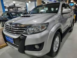Toyota Hilux Sw4 SRV 3.0 Diesel 2012 (Automática + Couro + 7 lugares)