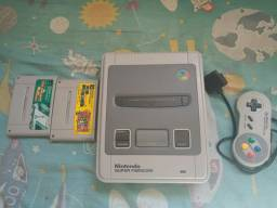 Super Famicom ( Snes ) todo Original