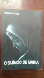 Livro: O Silêncio de Maria<br><br>