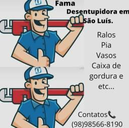 Desentupidora em São Luís