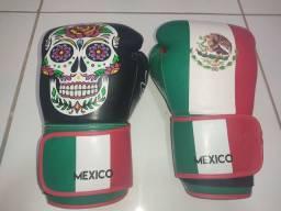 Luva de boxe muay Thay e kickboxing naja extreme Edição paises México