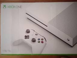 Xbox one S com nota fiscal