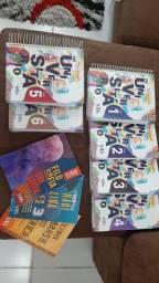 Livros SAS- 3° série UNIVERSITÁRIO