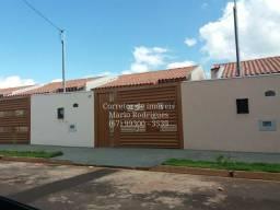 Casas Nova com Suite e Documento Grátis Região Aero Rancho