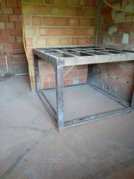 Base, armação para caixa d'água 1000L