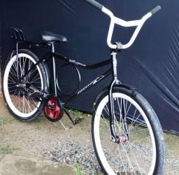 Bicicleta Barra circular