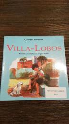 Livros coleção crianças famosas