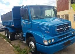 Mb 1620 Truck Cacamba Completo Ano 2012