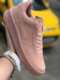 Tênis Nike Air Rosa (Frete Gratis)