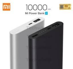 Xiaomi Power bank 10 MAh duas saídas USB turbo