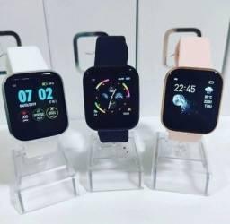 Smartwatch y68 atualizado FitPro
